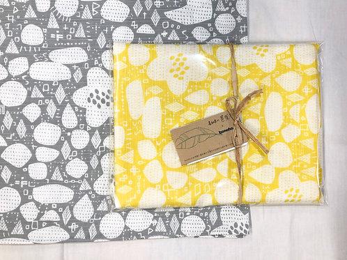 喜如嘉の芭蕉布 × bonoho 風呂敷