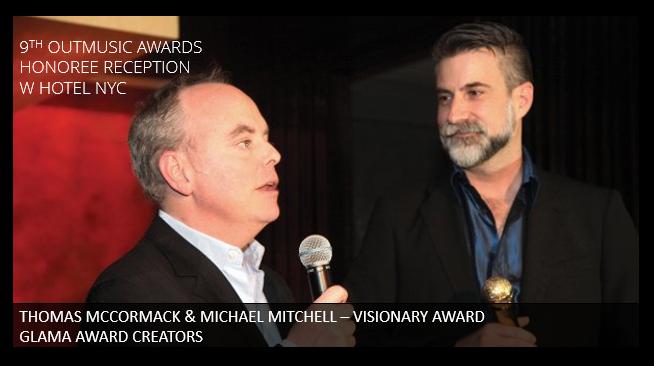 THOMAS MCCORMACK & MICHAEL MITCHELL
