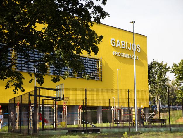 Gabija gymnasium