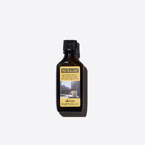 PASTA & LOVE / Pre-shaving & beard oil 50ml