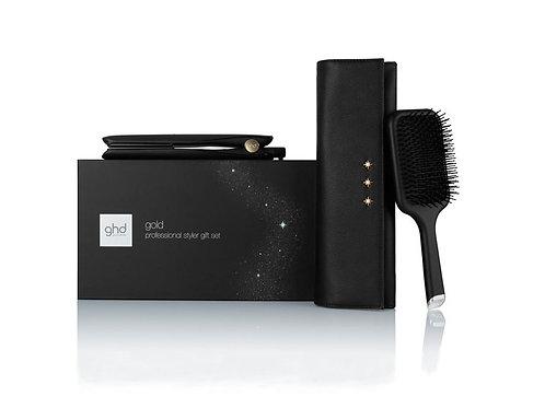 ghd gold® hair straightener gift set (worth over £170)