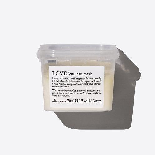LOVE CURL / Hair Mask 250ml