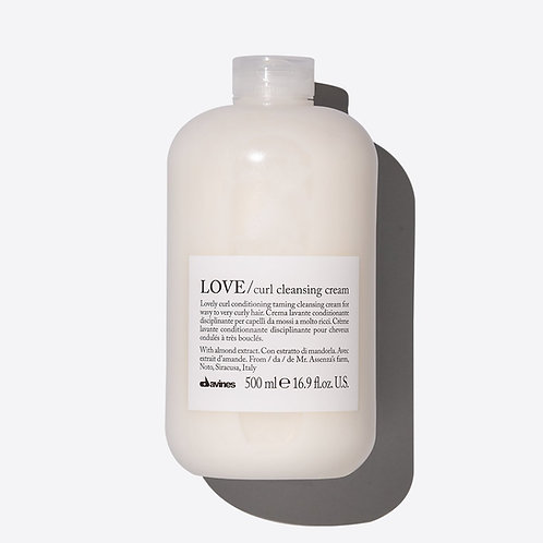 LOVE CURL / Cleansing Cream 500ml