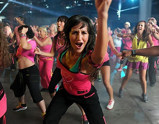 Zumba - Dance fitness