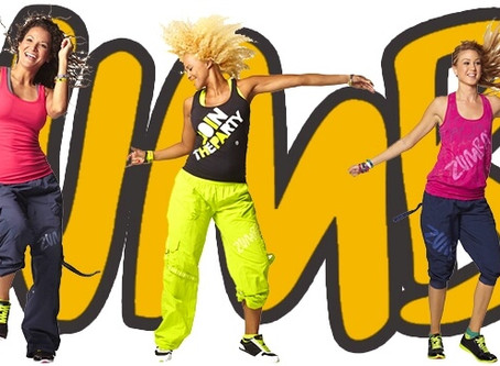La Zumba, entre danse et aérobic