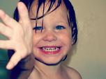 Cuidados com a higiene das pequenas