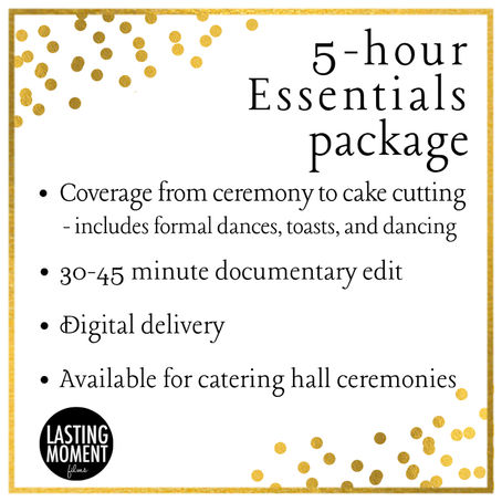 New Essentials Video package