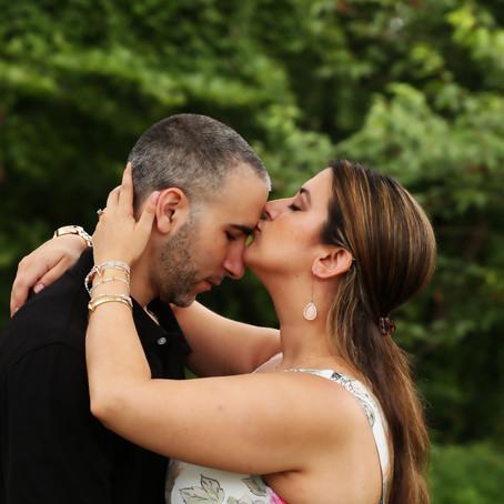 Samantha + Frank - Engagement