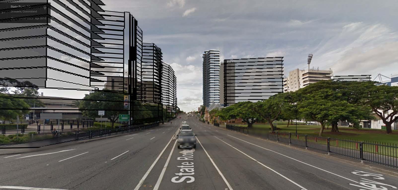 Stanley Street View