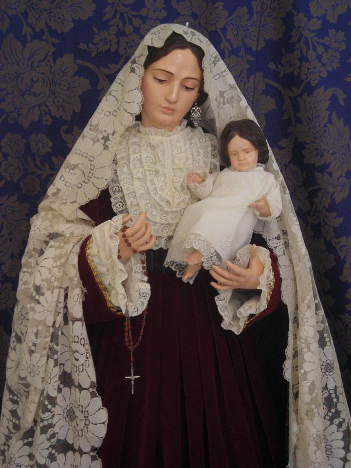 Virgen de Gloria