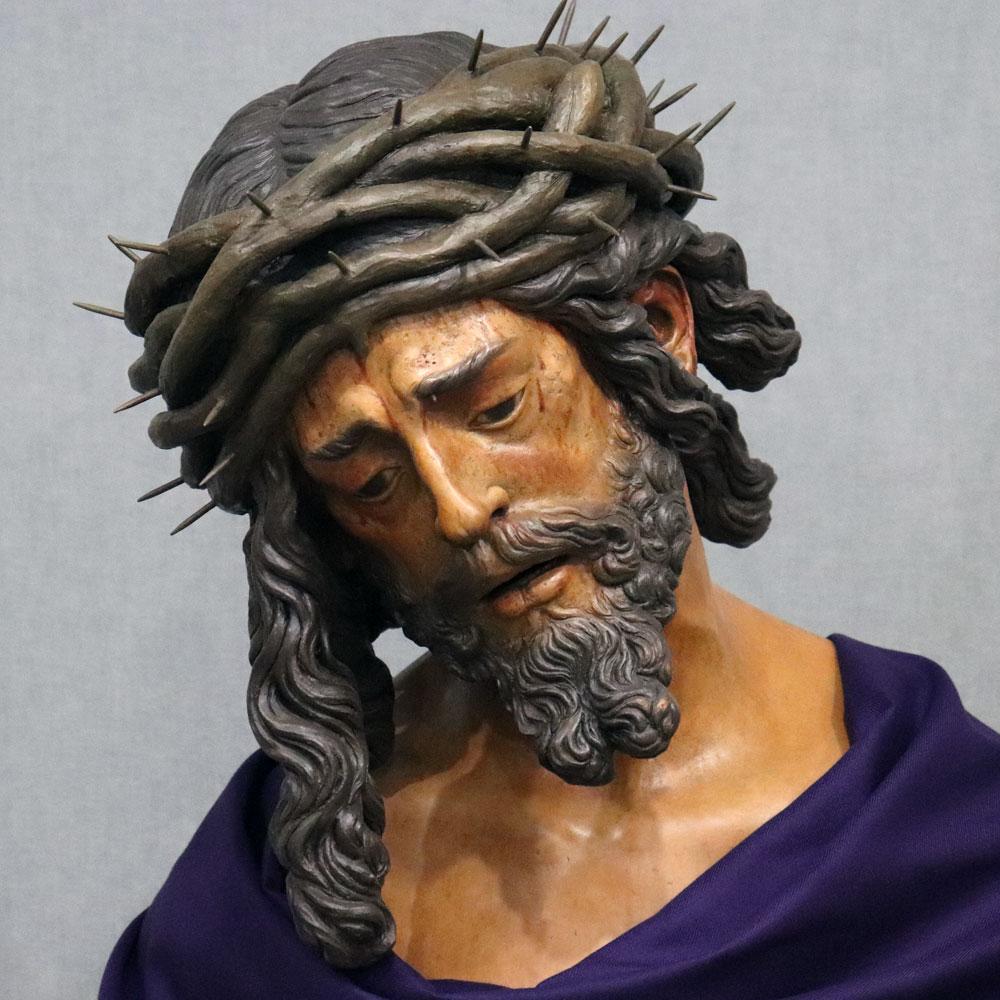 Busto Jesús del Gran Poder