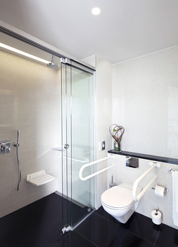 Senioren Dusche und WC
