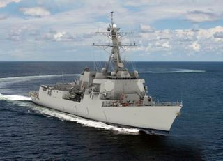 HUNTINGTON INGALLS INDUSTRIES AWARDED CONTRACT TO BUILD DESTROYER JACK H. LUCAS (DDC 125)