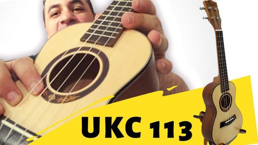 Loja lele apresentando o UKC-113