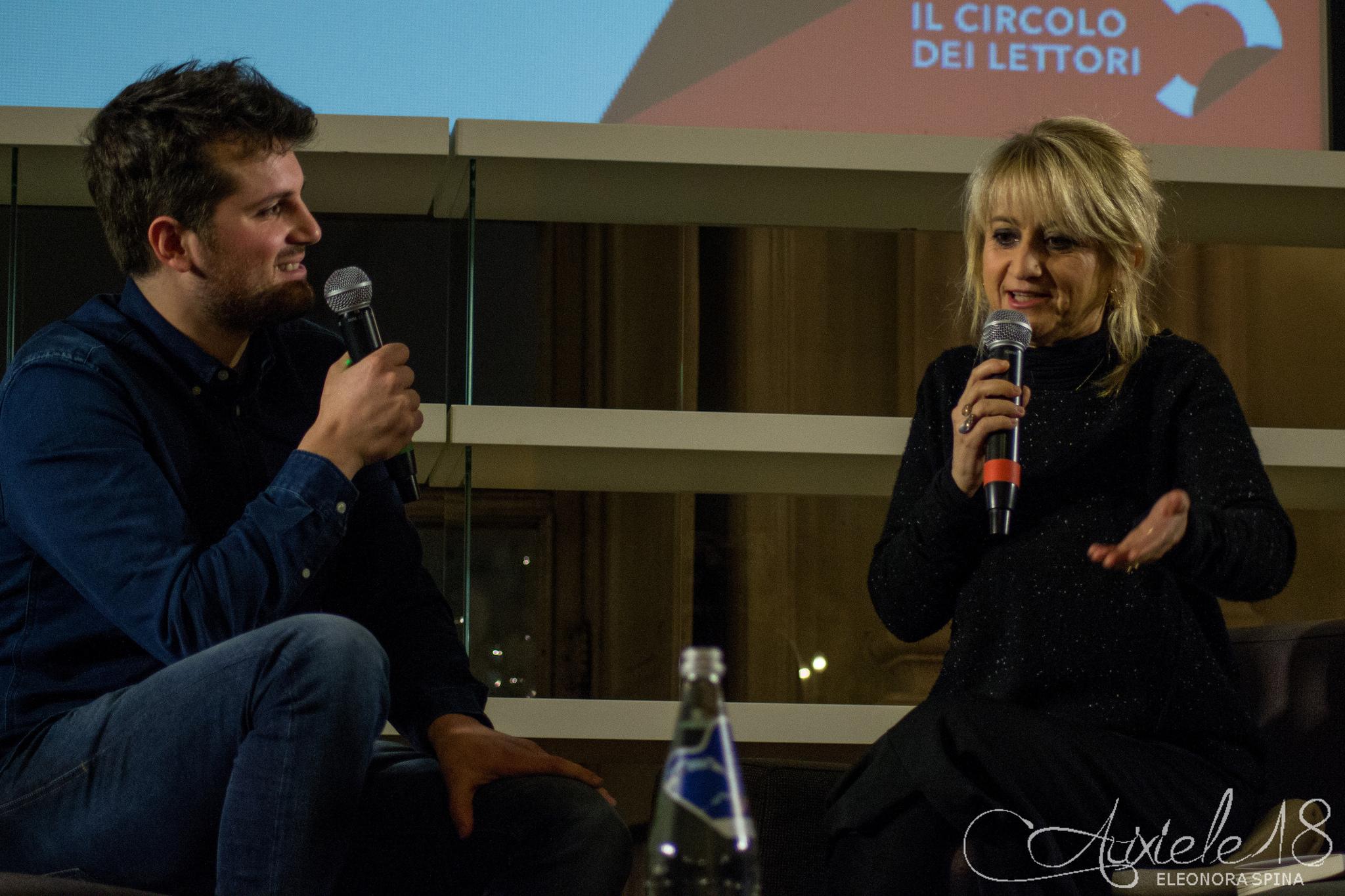 Luciana Littizzetto e Frank Matano
