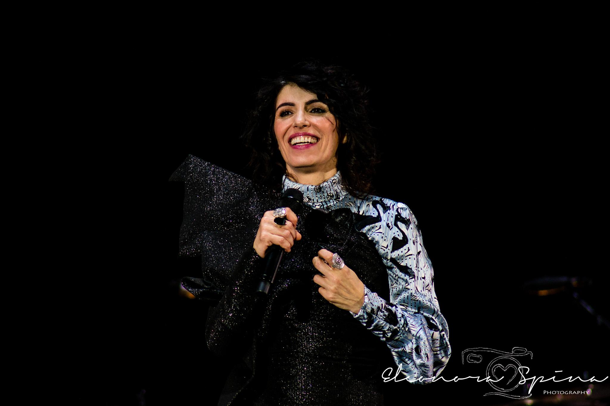 Giorgia_OroNero tour _Torino