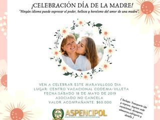CELEBRACIÓN DÍA DE LA MADRE 2019