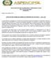CONVOCATORIA ASAMBLEA GENERAL ORDINARIA DE ASOCIADOS 2020-2021