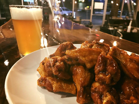 Chicken Wings: Six or Twelve