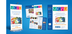 Brochure, Flyer and Banner Design