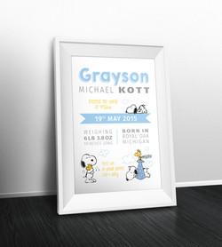 Grayson Michael