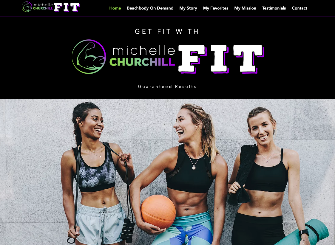 Michelle Churchill FIT