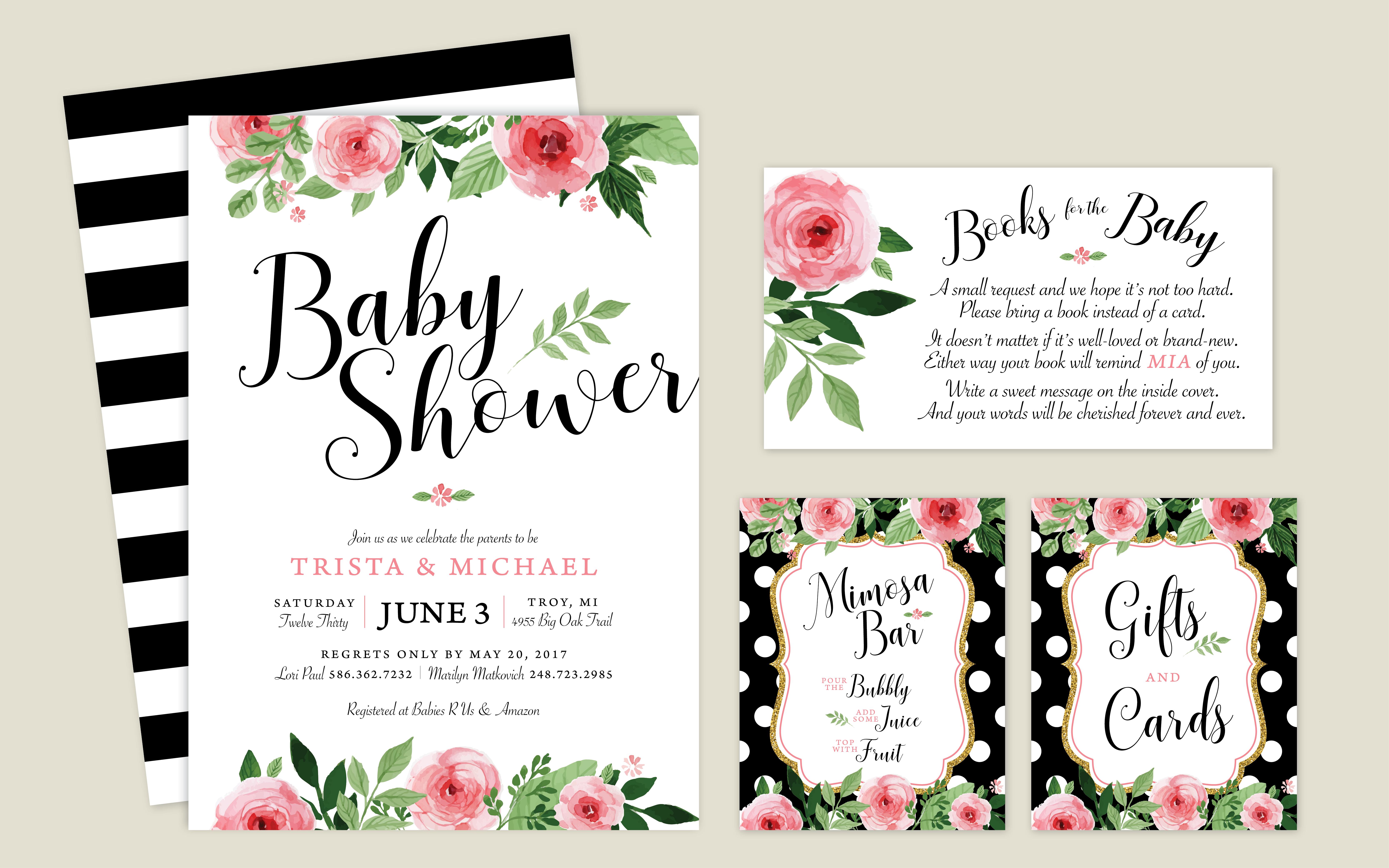 Trista's Baby Shower