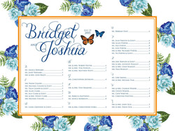 Bridget & Joshua Wedding
