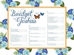 Bridget & Joshua Wedding