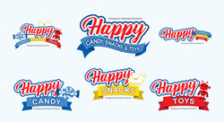 Happy Candy, Snacks & Toys