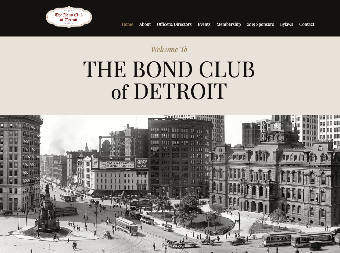 The Bond Club of Detroit