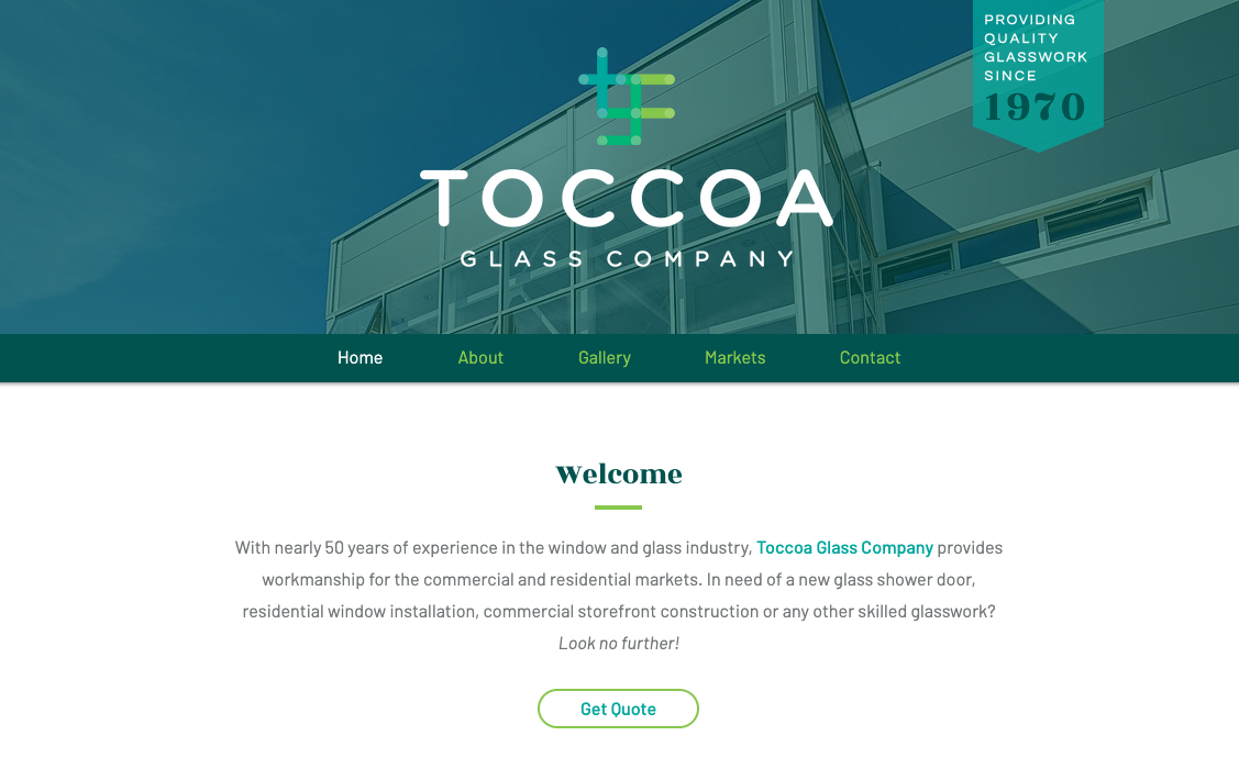 Toccoa Glass Company