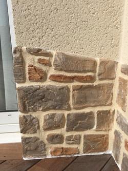 enduit aspect pierre Guingamp