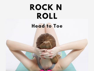 Rock n Roll- Head to Toe!
