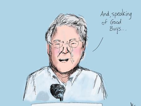 Happy Retirement Terry Seguin