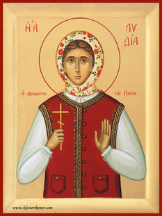 St. Lydia the New Russian Martyr