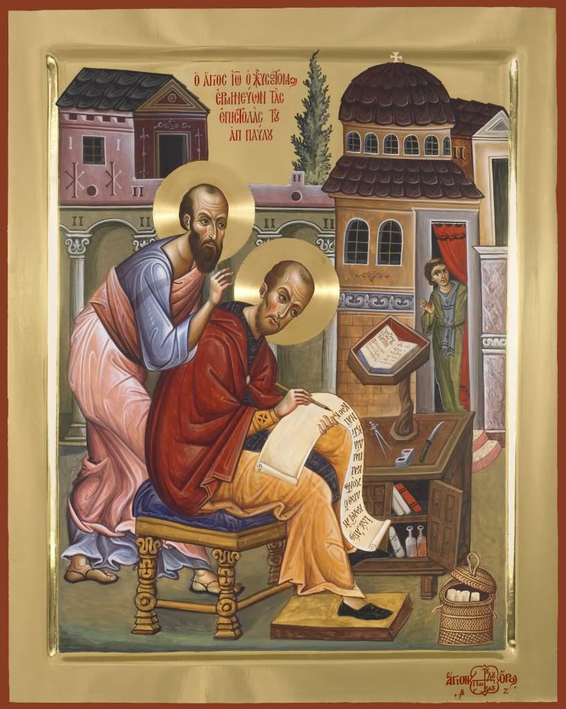st John Chrysostomos med ap Paulus.jpg