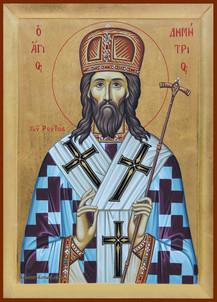 Helige Dimitrios av Rostov
