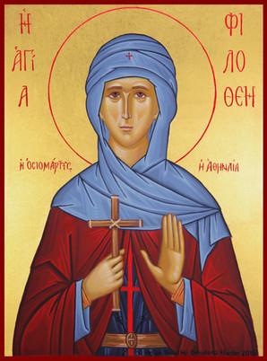 Heliga Philothei