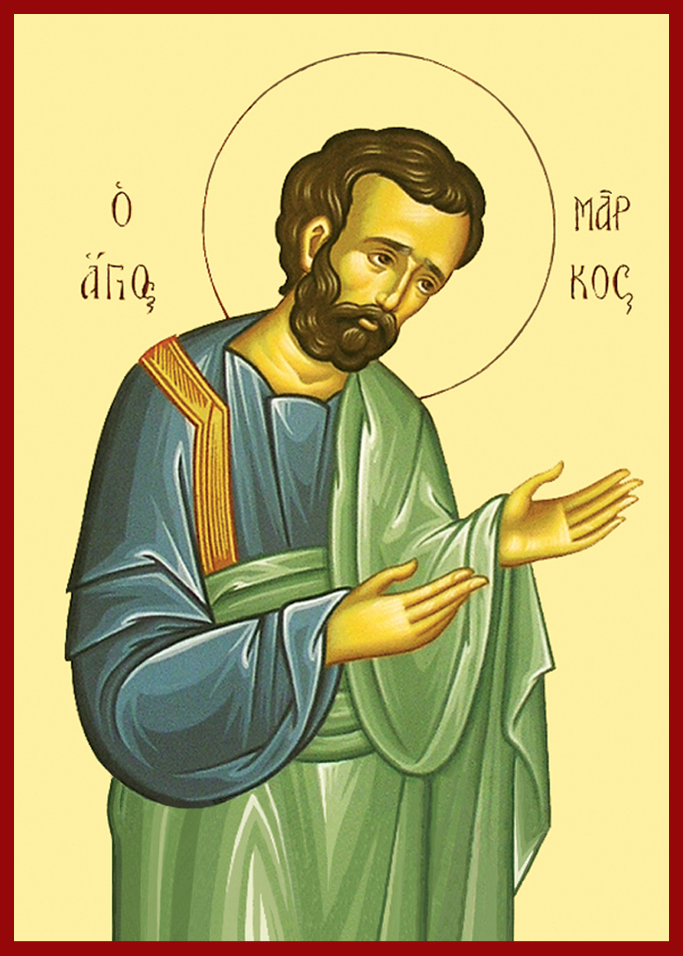 Aposteln Markus