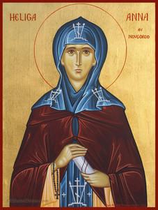 Heliga Anna av Novgorod-1