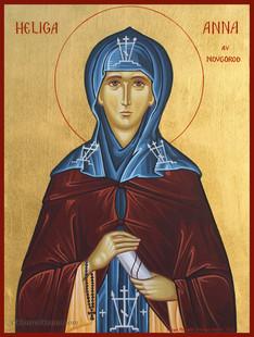 St. Anna of Novgorod-1