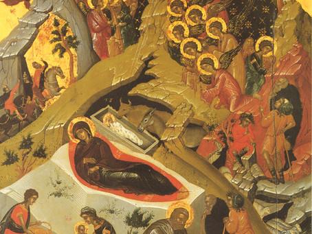 Synodmeddelande för Kristi födelse 2020