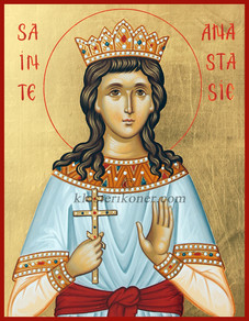 Royal Martyr Anastasia of Russia
