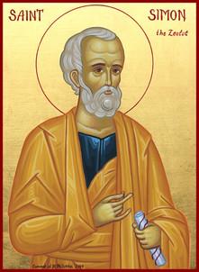 Holy Apostle Simon