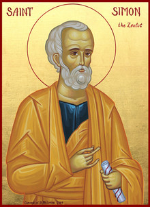 Aposteln Simon