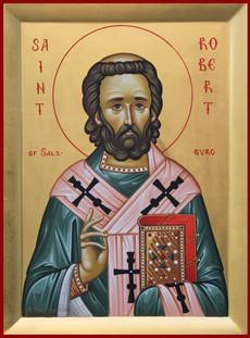 St. Robert (Rupert) of Salzburg
