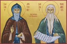 Heliga Antony och Makarius