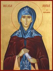 St. Anna of Novgorod