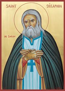Helige Serafim av Sarov-1